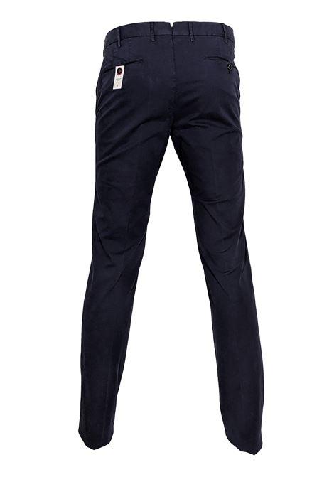 TrousersSuperslim fit blue PT TORINO | Trousers | DT01Z00CL10377