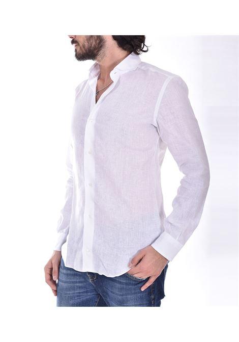 Sannino white linen shirt SANNINO   B865607