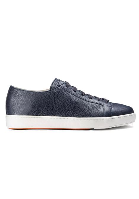 Shoes sneakers blue SANTONI | Shoes | MBCN14387BARCMIA55
