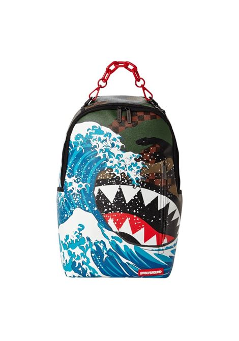 Backpack shark ocean  SPRAYGROUND | Bags | 910B2868NSZ1
