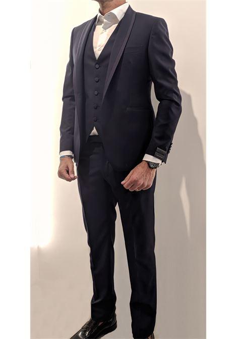 Smoking Tagliatore blue gilet TAGLIATORE | Dresses | 06UEA291B3322