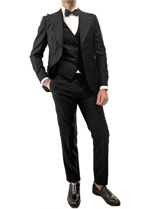 Pino Lerario tuxedo dress spear lapels TAGLIATORE | Dresses | 06UEZ297/E-PLN1264