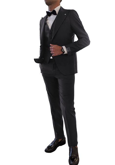 Pino Lerario tuxedo dress spear lapels TAGLIATORE | Dresses | 06UEZ297/E-PLN1264