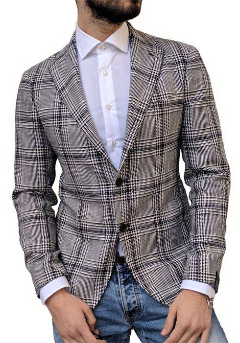 Tagliatore men blazer galles blue TAGLIATORE | Blazers | 77QEG179/1SMCB1318