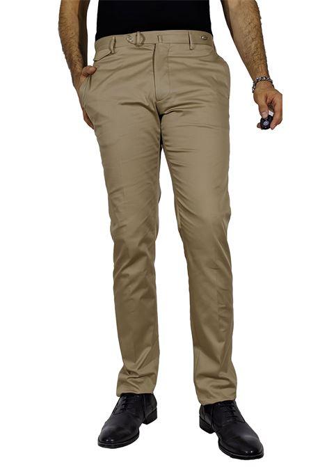 Trousers tag01 strap TAGLIATORE | Trousers | 77UEZ151A1138