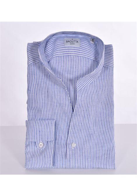 Bagutta korea bruxelles striped shirt BAGUTTA | 00045259