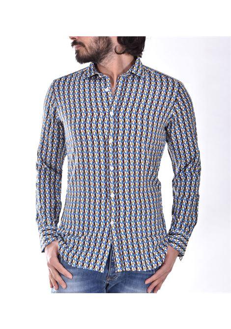 Camicia Bagutta berlino viscosa BAGUTTA | Camicie | 10006670