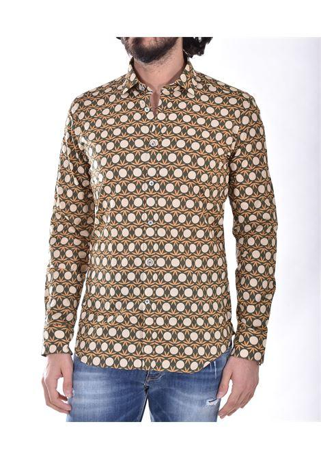 Bagutta berlin shirt exclusive fabric BAGUTTA | 10203680