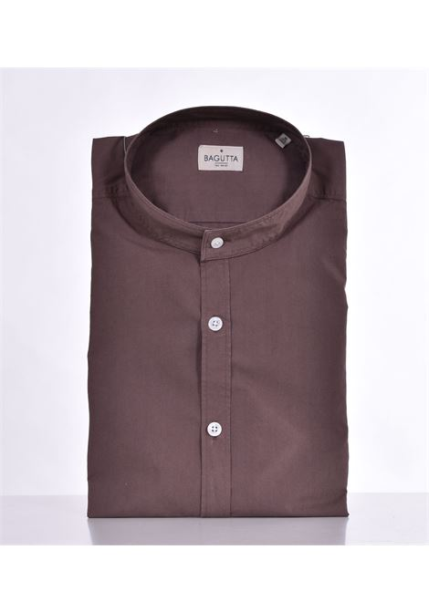 Bagutta Korean brown shirt BAGUTTA | Shirts | 11041070