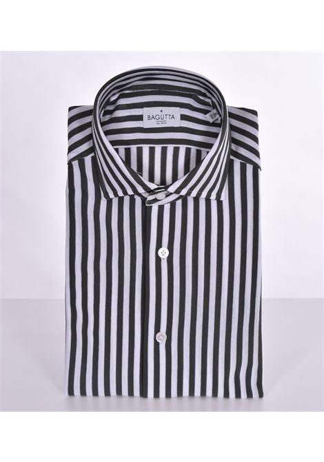 Bagutta walter shirt white green BAGUTTA | Shirts | 11265260