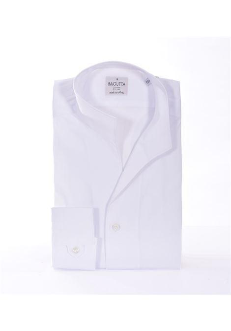 White Korean Bagutta bruxelles shirt BAGUTTA | Shirts | CN9672001