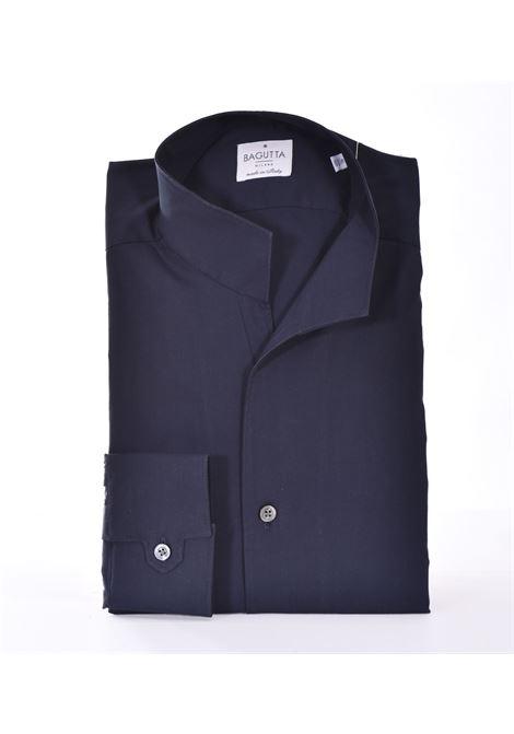 dark blue Korean Bagutta bruxelles shirt BAGUTTA | Shirts | CN9672051