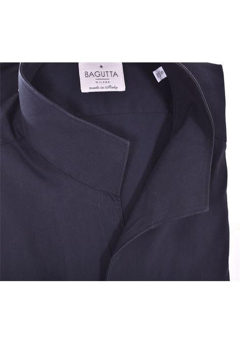 Camicia Bagutta bruxelles coreana blu BAGUTTA   CN9672051