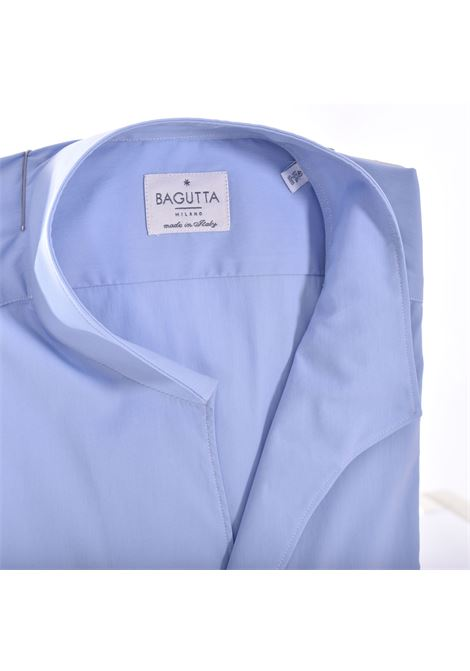 Camicia Bagutta bruxelles coreana celeste BAGUTTA | CN9672052