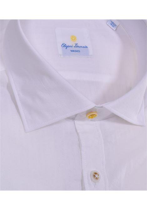 Barbati limonaia wash white shirt BARBATI   Shirts   01585