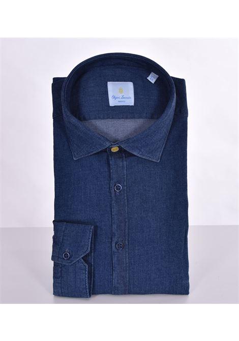 Camicia Barbati limonaia jeans BARBATI | Camicie | 020103