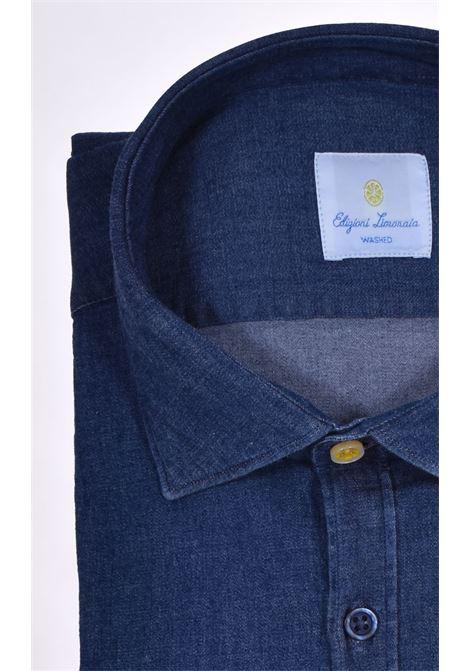 Camicia Barbati limonaia jeans BARBATI | 020103