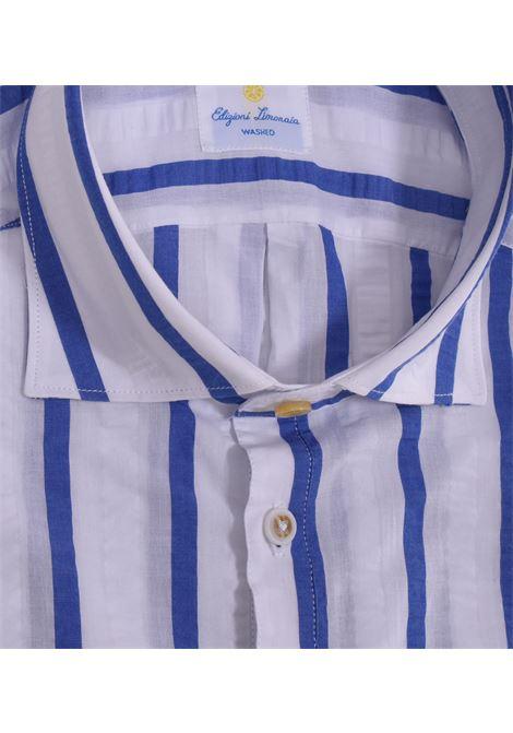 Camicia Barbati limonaia washed righe BARBATI   Camicie   1210151
