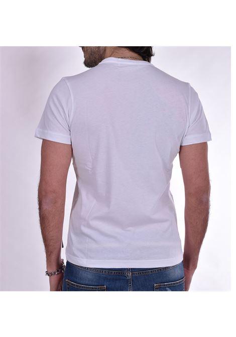 T-shirt Barbati bianca taschino BARBATI | T-shirt | 121026001