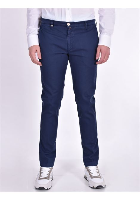 Kaps blue Barbati trousers BARBATI | Trousers | 12128101
