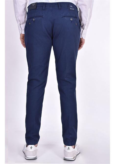 Kaps blue Barbati trousers BARBATI | Trousers | 12128101
