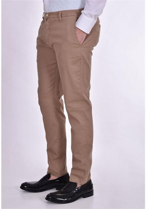Pantalone Barbati beige kaps BARBATI | Pantaloni | 12128102