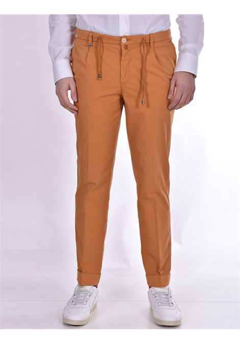 Barbati Gregory orange drawstring trousers BARBATI | Trousers | 12156110
