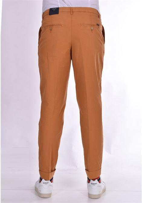 Barbati Gregory orange drawstring trousers BARBATI   Trousers   12156110
