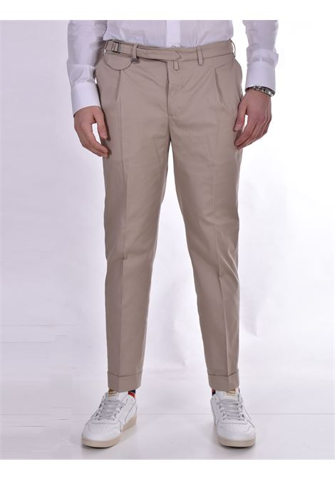 Barbati dodo trousers with beige strap BARBATI | Trousers | 39101