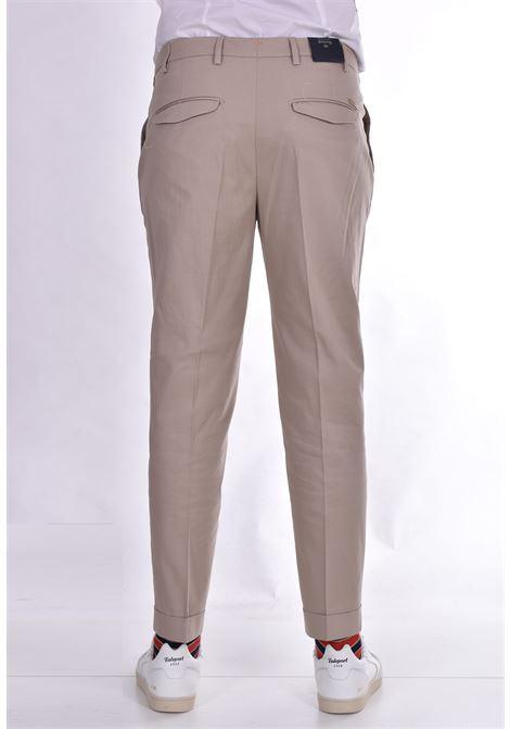 Barbati dodo trousers with beige strap BARBATI | Trousers | 39101