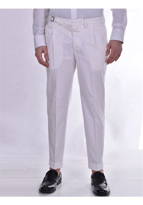 Barbati dodo trousers with white strap BARBATI | Trousers | 39102