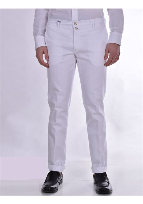 Barbati P-kap white trousers BARBATI | Trousers | 7111150