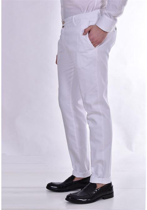 Pantalone Barbati P-kap bianco BARBATI | 7111150