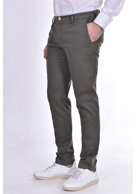 Military green Barbati trousers BARBATI | 711162