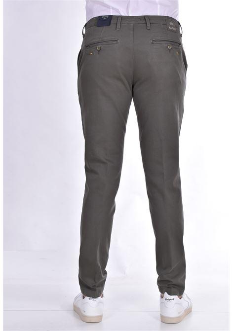 Pantalone Barbati verde militare BARBATI | Pantaloni | 711162