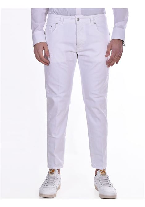 Jeans Be Able Davis Shorter bianco BE ABLE | Jeans | BULL10