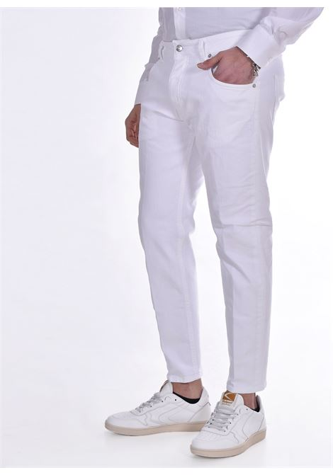 Jeans Be Able Davis Shorter bianco BE ABLE | BULL10