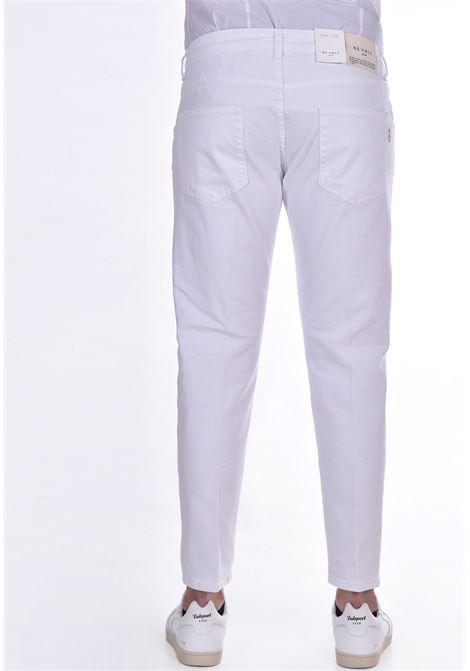 Be Able Davis Shorter white jeans BE ABLE | Jeans | BULL10