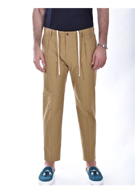 Be Able Riccardo biscuit trousers BE ABLE | CC STSC15