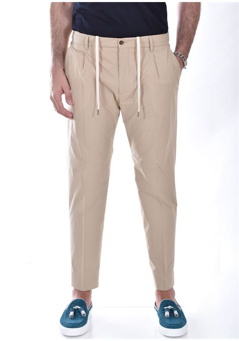 Be Able Pantalone Riccardo beige BE ABLE | CC STSC25