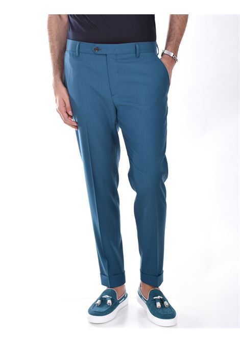 Be Able David trousers in dark water green BE ABLE | Trousers | DAVID02
