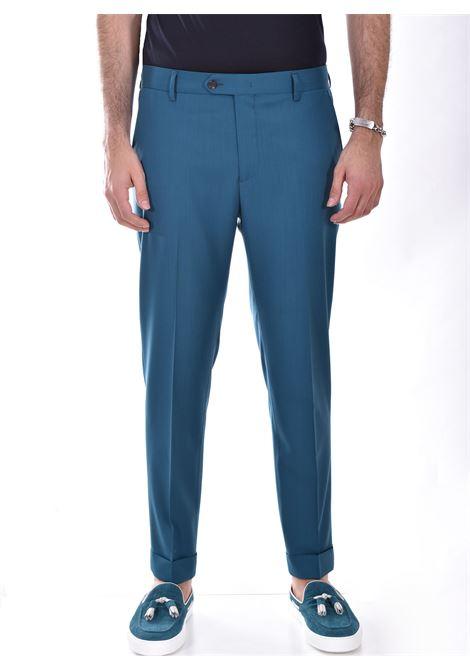 Be Able Pantalone David verde acqua scuro BE ABLE | DAVID02