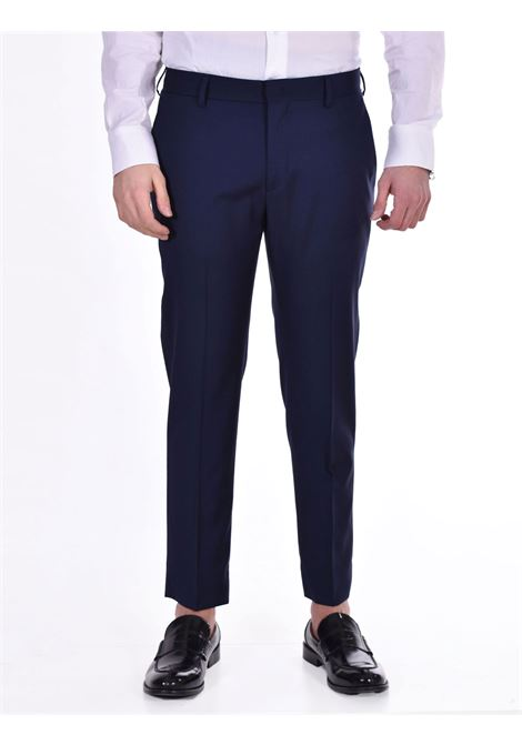 Be Able Alexander Shorter navy blue trousers BE ABLE | ET10
