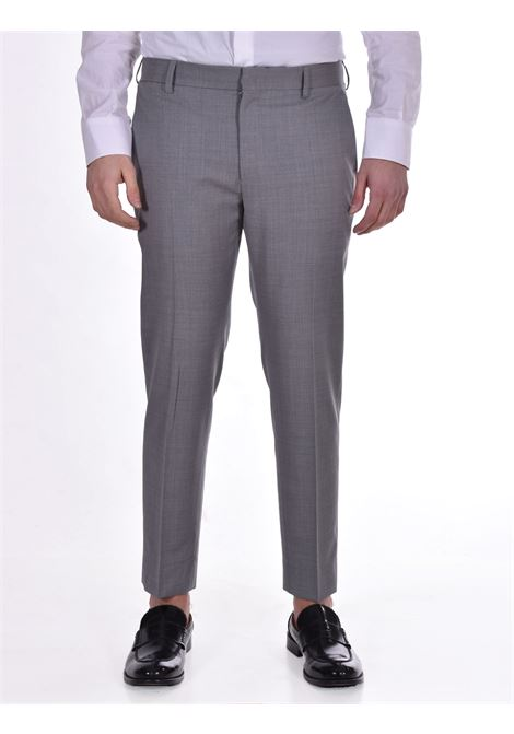 Pantalone Be Able Alexander shorter grigio BE ABLE | Pantaloni | ET12