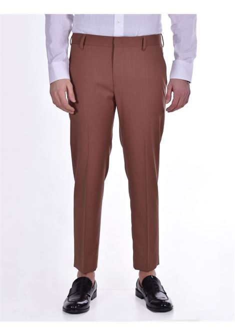 Be Able Alexander Shorter powder pink trousers BE ABLE | Trousers | ET25