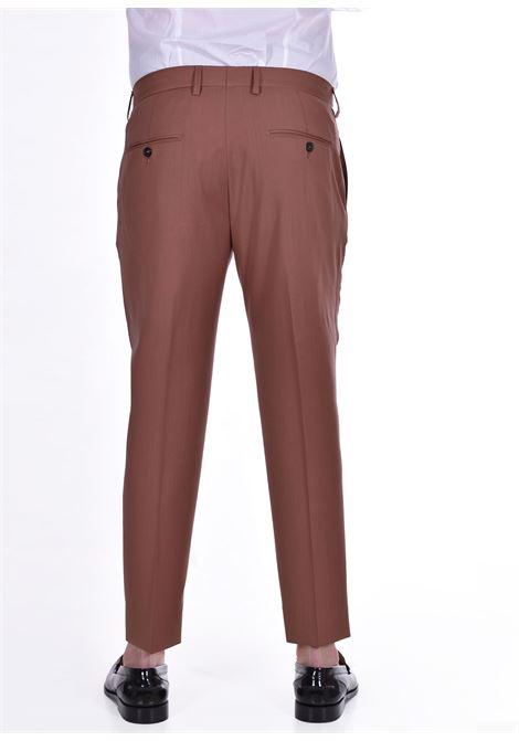 Pantalone Be Able Alexander Shorter cipria BE ABLE | Pantaloni | ET25