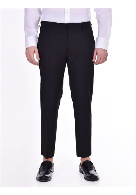 Pantalone Be Able Alexander Shorter nero BE ABLE | Pantaloni | ET99