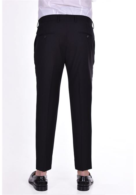 Be Able Alexander Shorter black trousers BE ABLE | Trousers | ET99