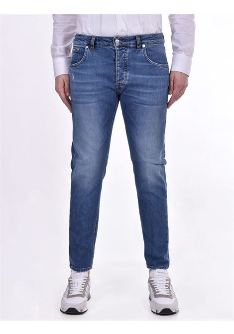 Be Able Davis light blue shorter jeans BE ABLE | Jeans | GKC1607