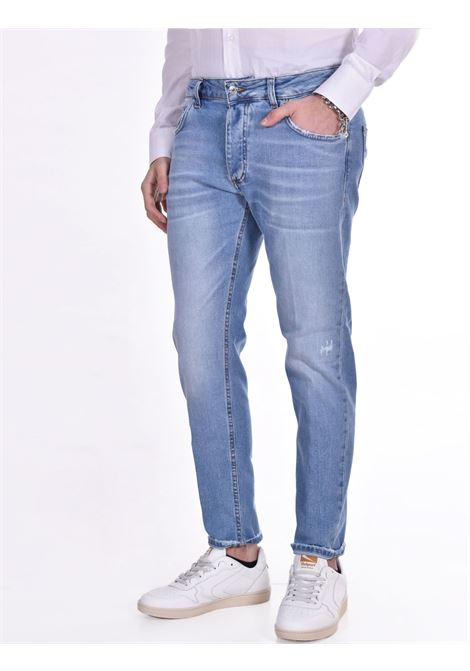 Jeans denim Be Able Davis shorter  BE ABLE | Jeans | GKC1608